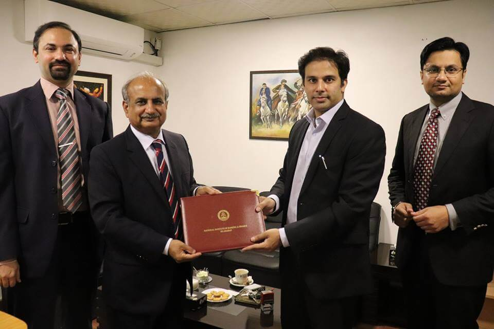 MoU Signed with Iqra University