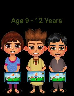 9-12 Age