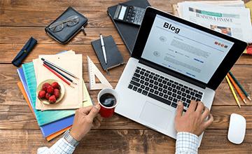 media blogs