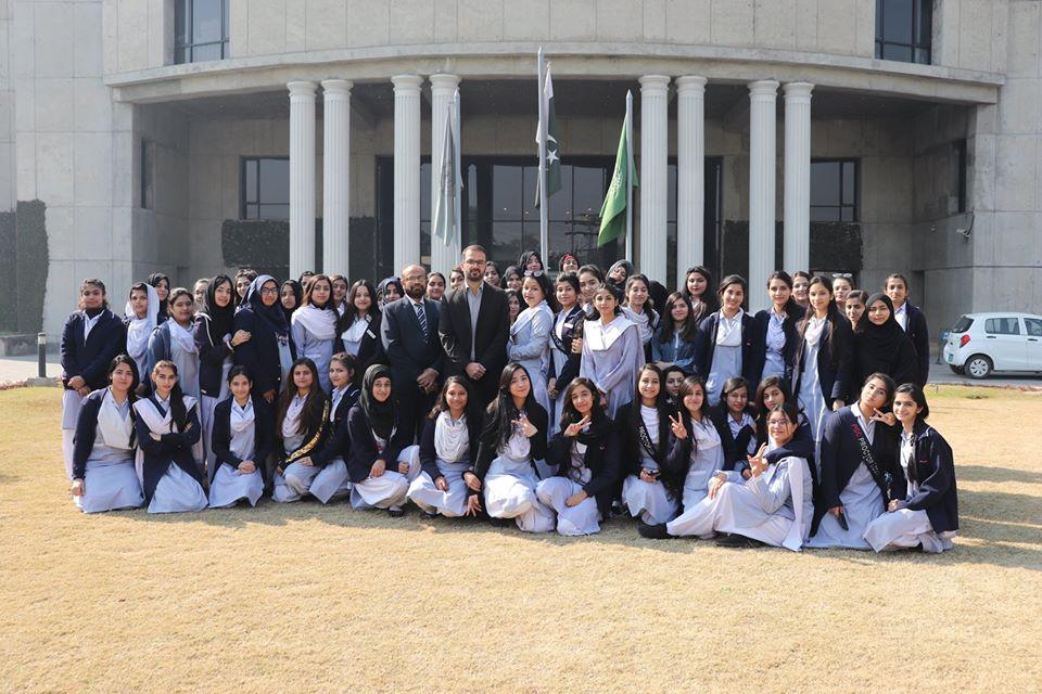 PGC visit to NIBAF-13